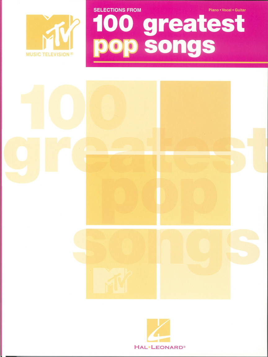 Product Cover for Selections from MTV's 100 Greatest Pop Songs