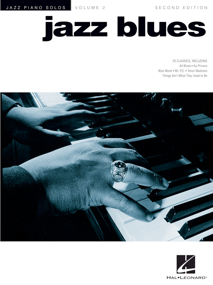 Product Cover for Jazz Blues – 2nd Edition