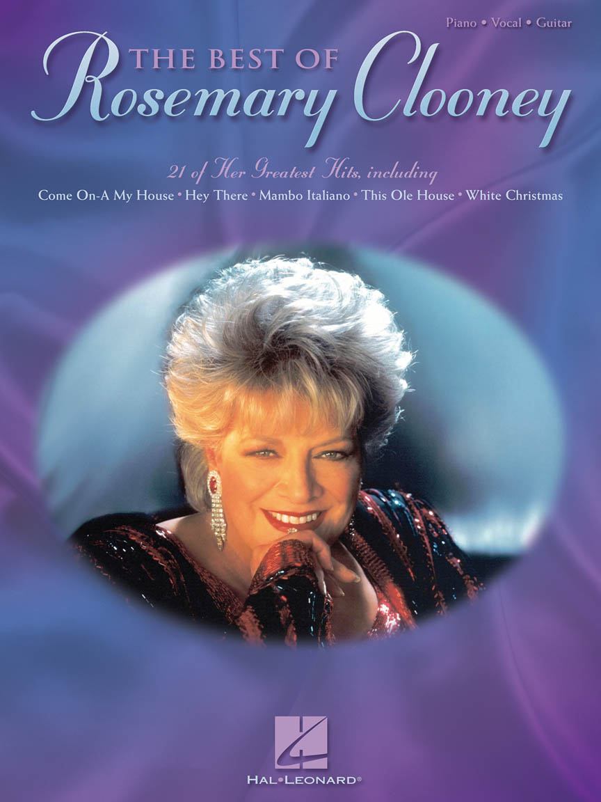 Product Cover for The Best of Rosemary Clooney
