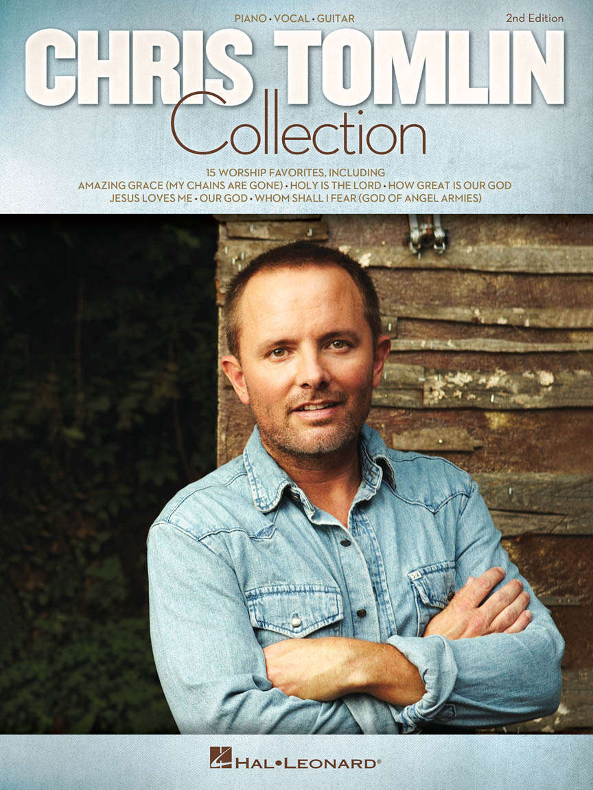 Product Cover for The Chris Tomlin Collection – 2nd Edition
