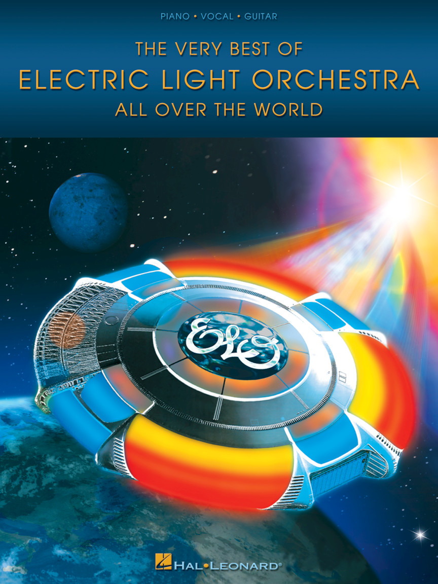 Product Cover for The Very Best of Electric Light Orchestra – All Over the World