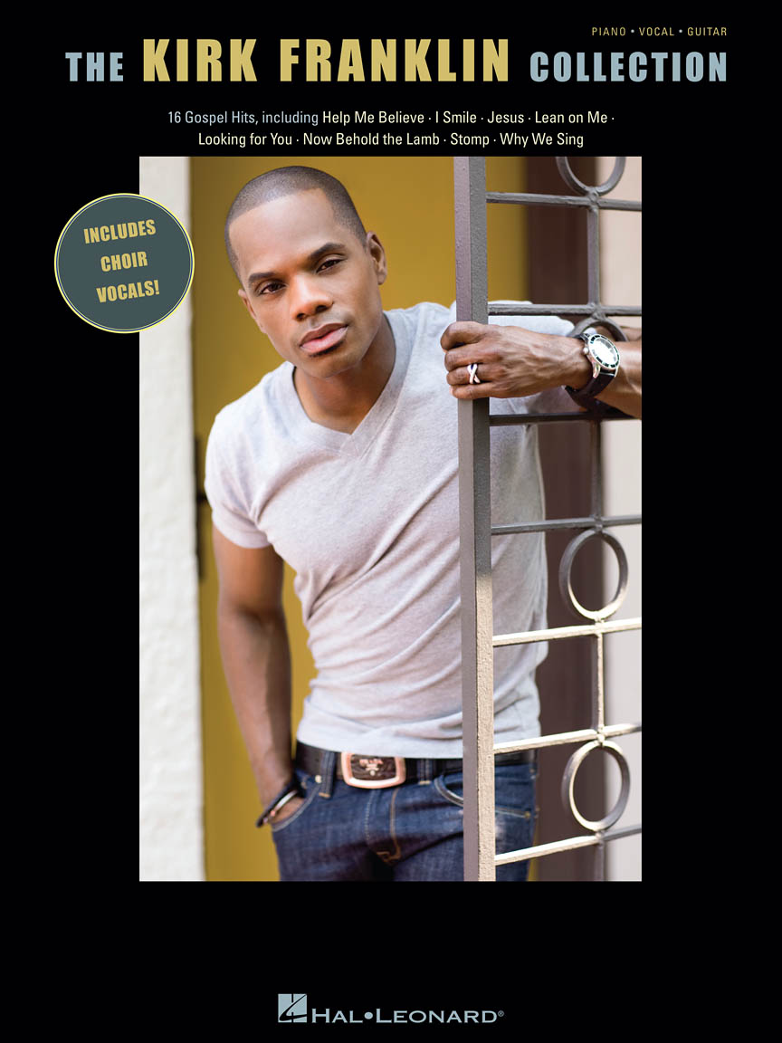 Product Cover for The Kirk Franklin Collection