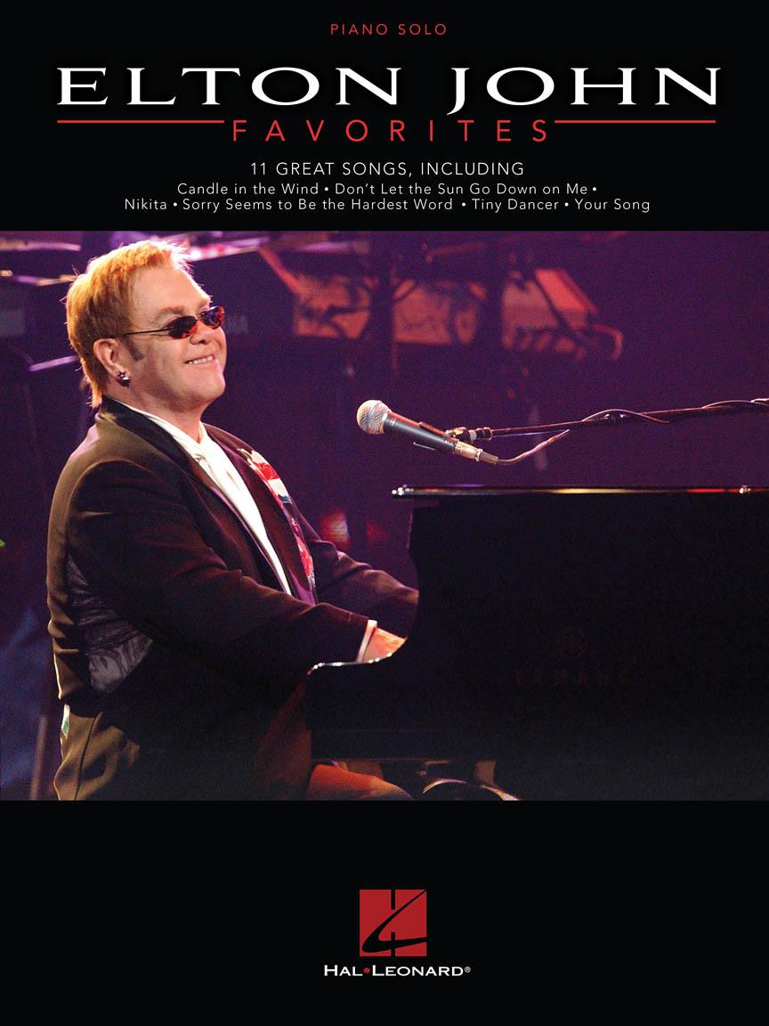 Product Cover for Elton John Favorites