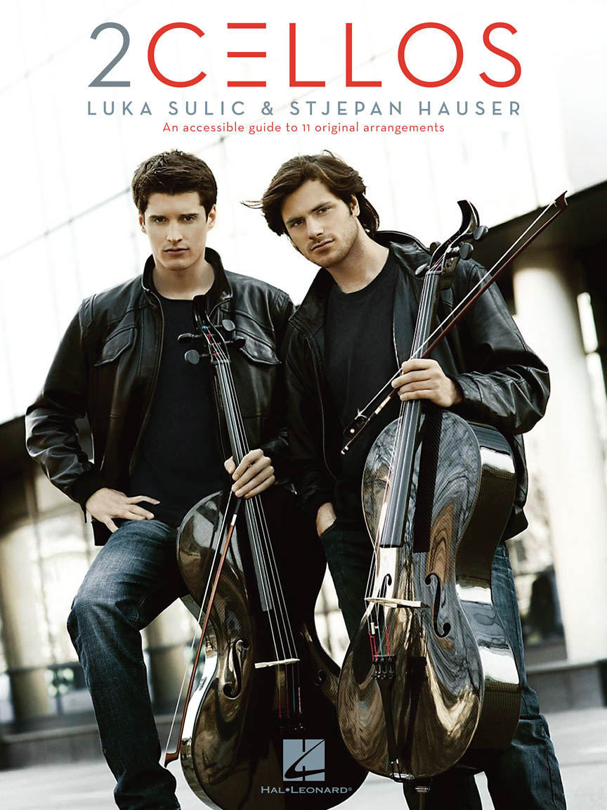 Product Cover for 2Cellos: Luka Sulic & Stjepan Hauser – Revised Edition