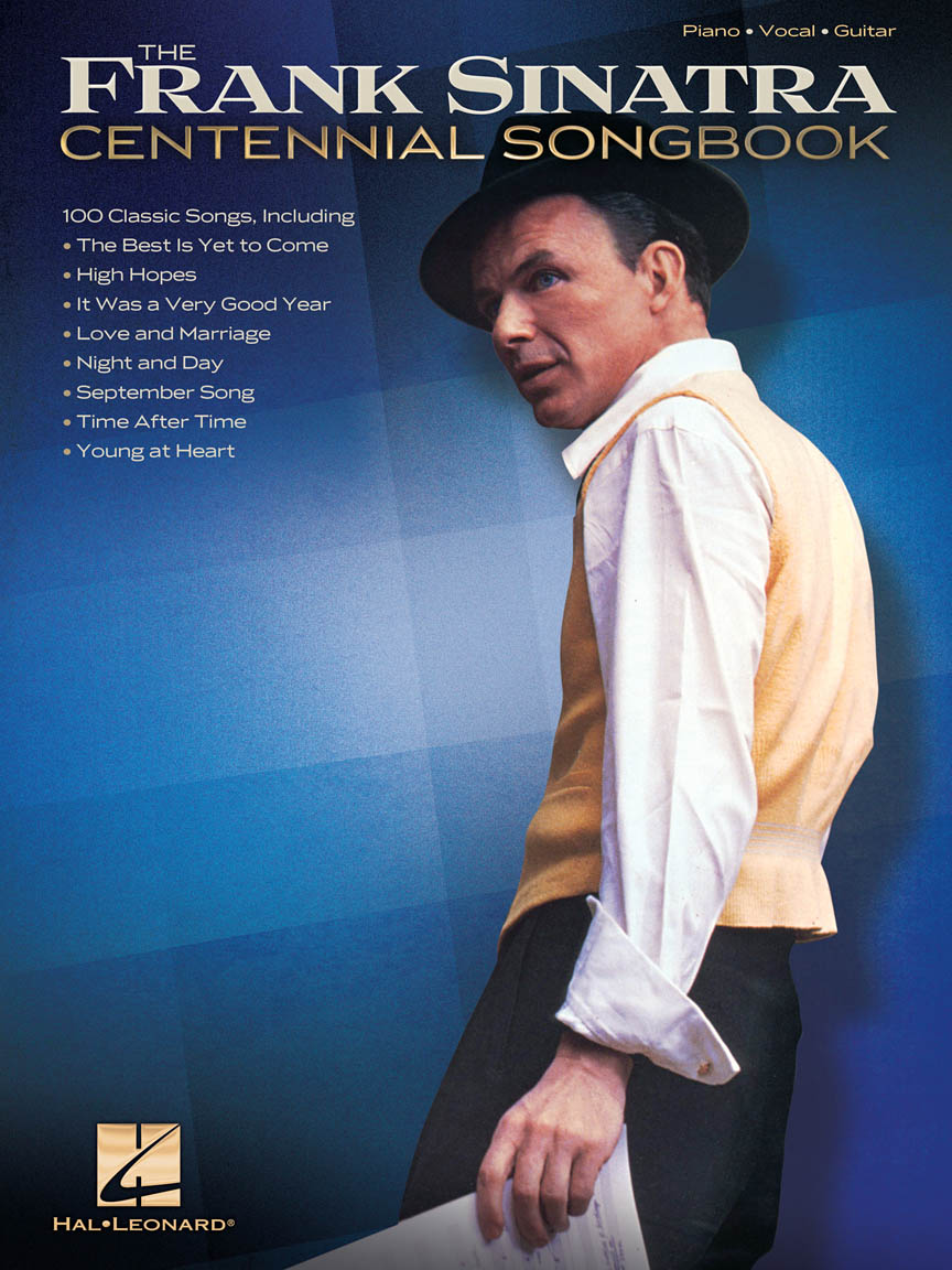 Product Cover for Frank Sinatra – Centennial Songbook