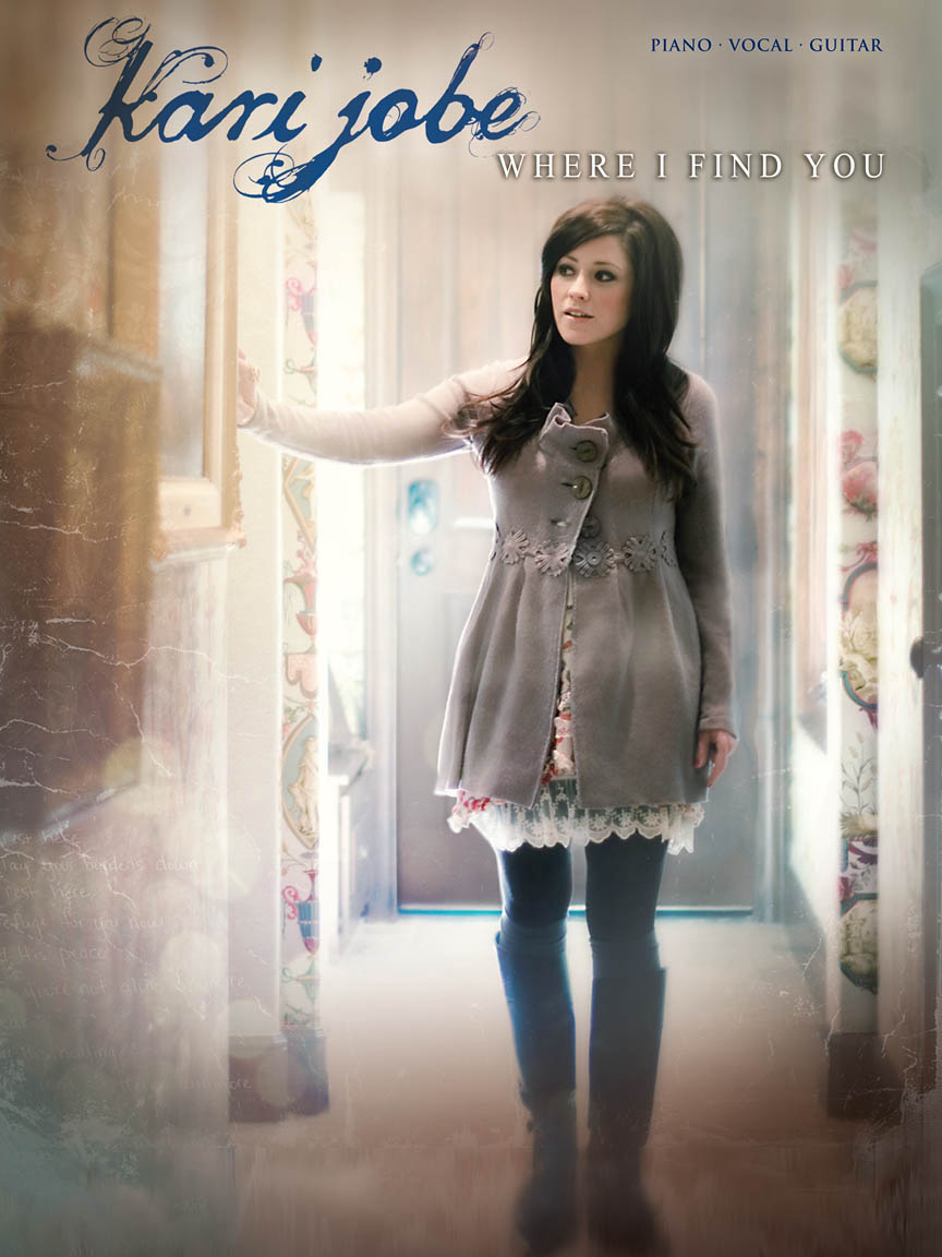 Product Cover for Kari Jobe – Where I Find You