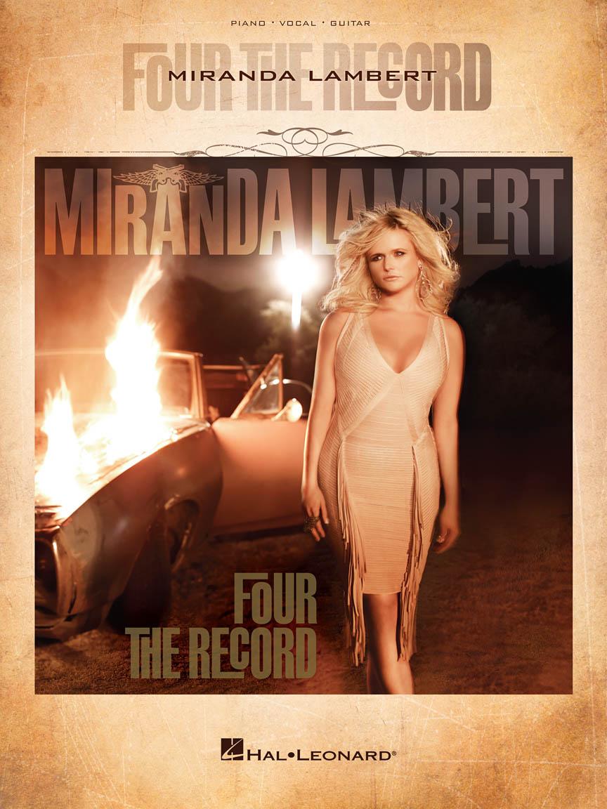 Product Cover for Miranda Lambert – Four the Record