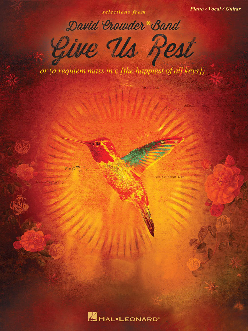 Product Cover for David Crowder*Band – Give Us Rest
