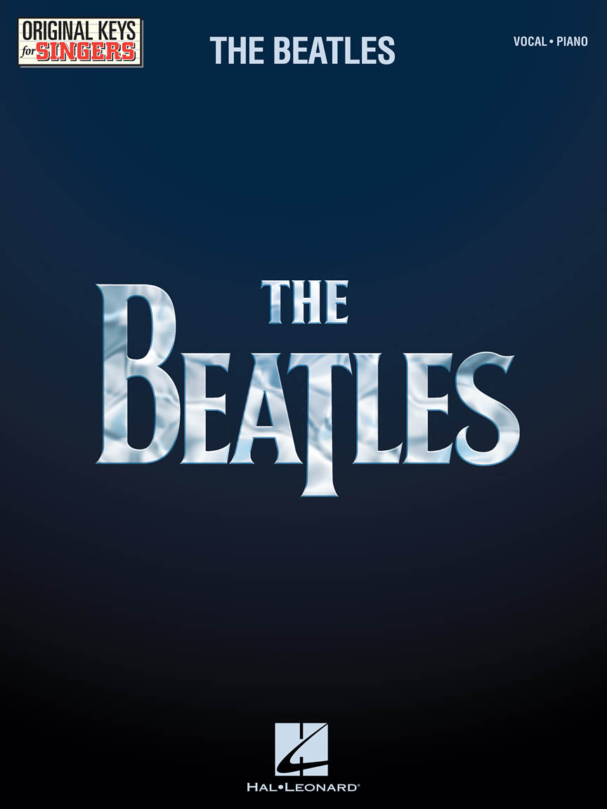 Product Cover for The Beatles – Original Keys for Singers
