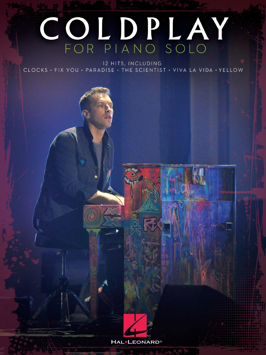 Product Cover for Coldplay for Piano Solo