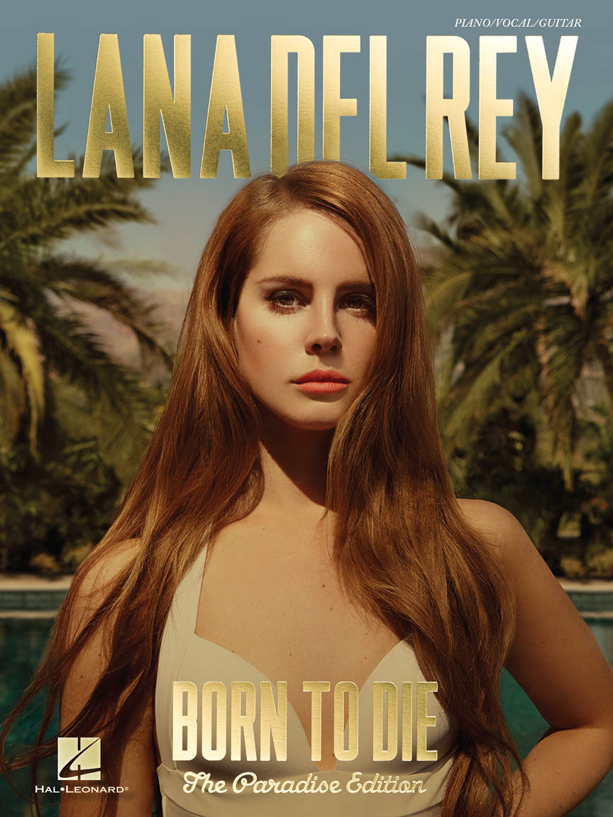 Product Cover for Lana Del Rey – Born to Die