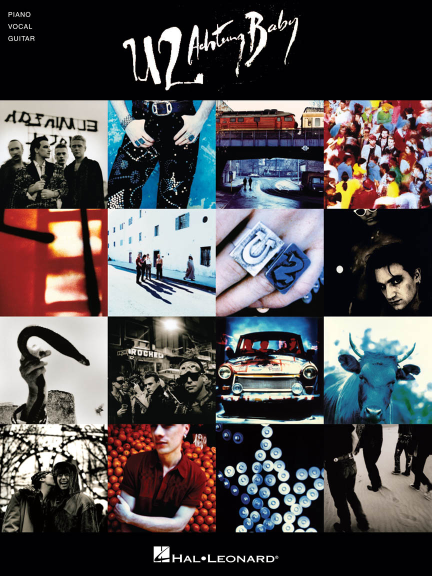 Product Cover for U2 – Achtung Baby