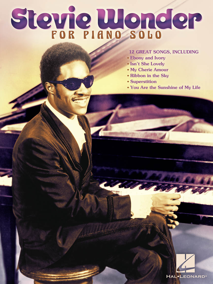 Product Cover for Stevie Wonder for Piano Solo