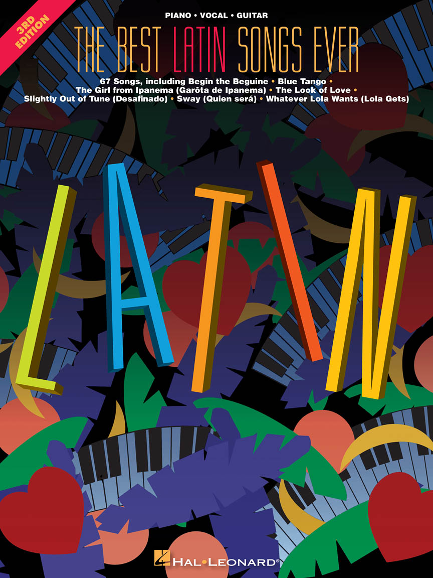 Product Cover for The Best Latin Songs Ever – 3rd Edition