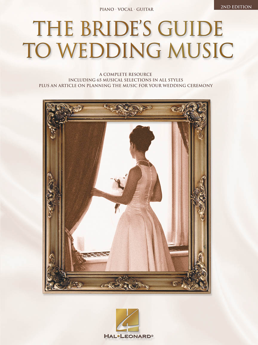 Product Cover for The Bride's Guide to Wedding Music