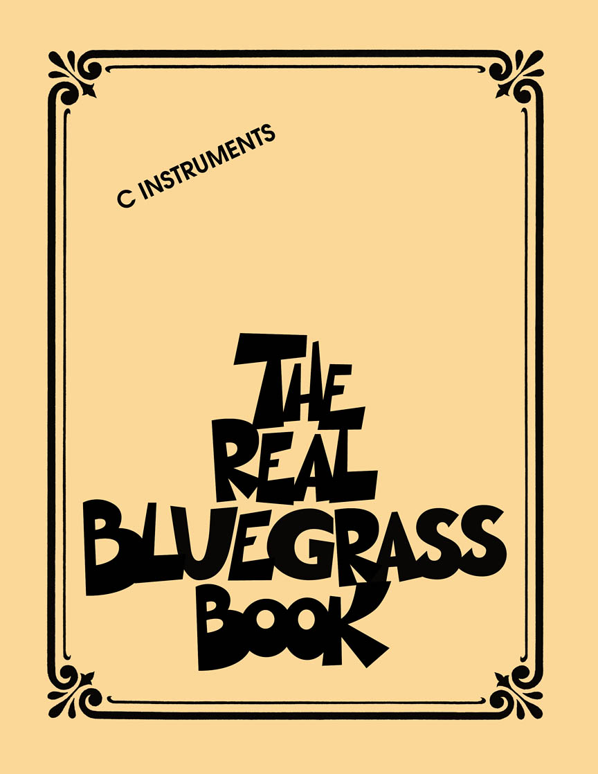 Product Cover for The Real Bluegrass Book