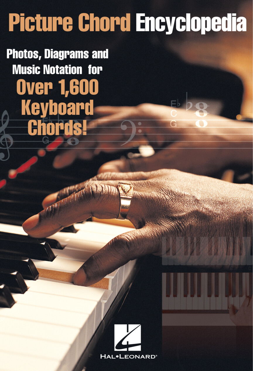 Product Cover for Picture Chord Encyclopedia for Keyboard