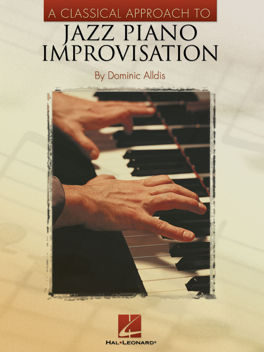 Product Cover for A Classical Approach to Jazz Piano Improvisation