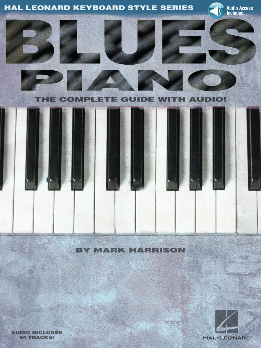 Product Cover for Blues Piano