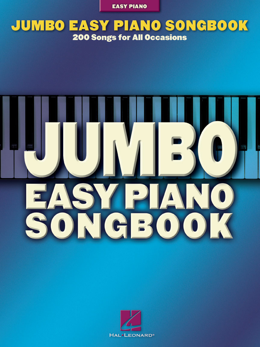 Product Cover for Jumbo Easy Piano Songbook