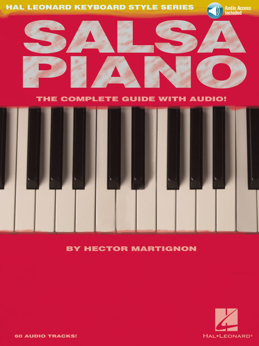 Product Cover for Salsa Piano – The Complete Guide with Online Audio!