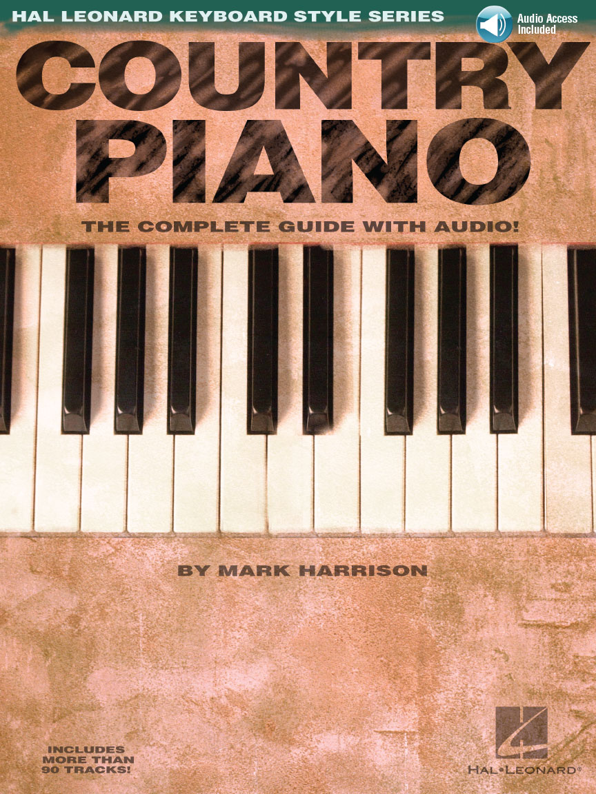Country Piano – The Complete Guide with Online Audio!