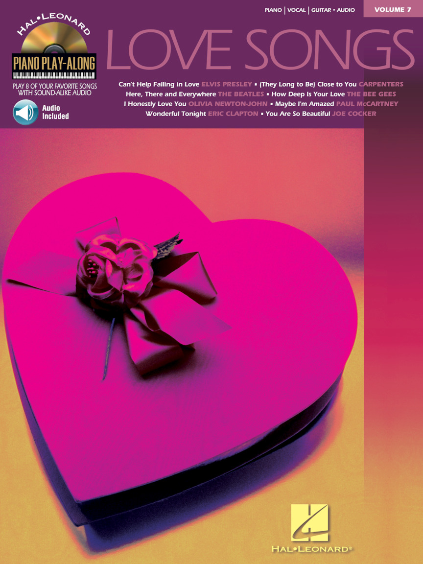 Product Cover for Love Songs