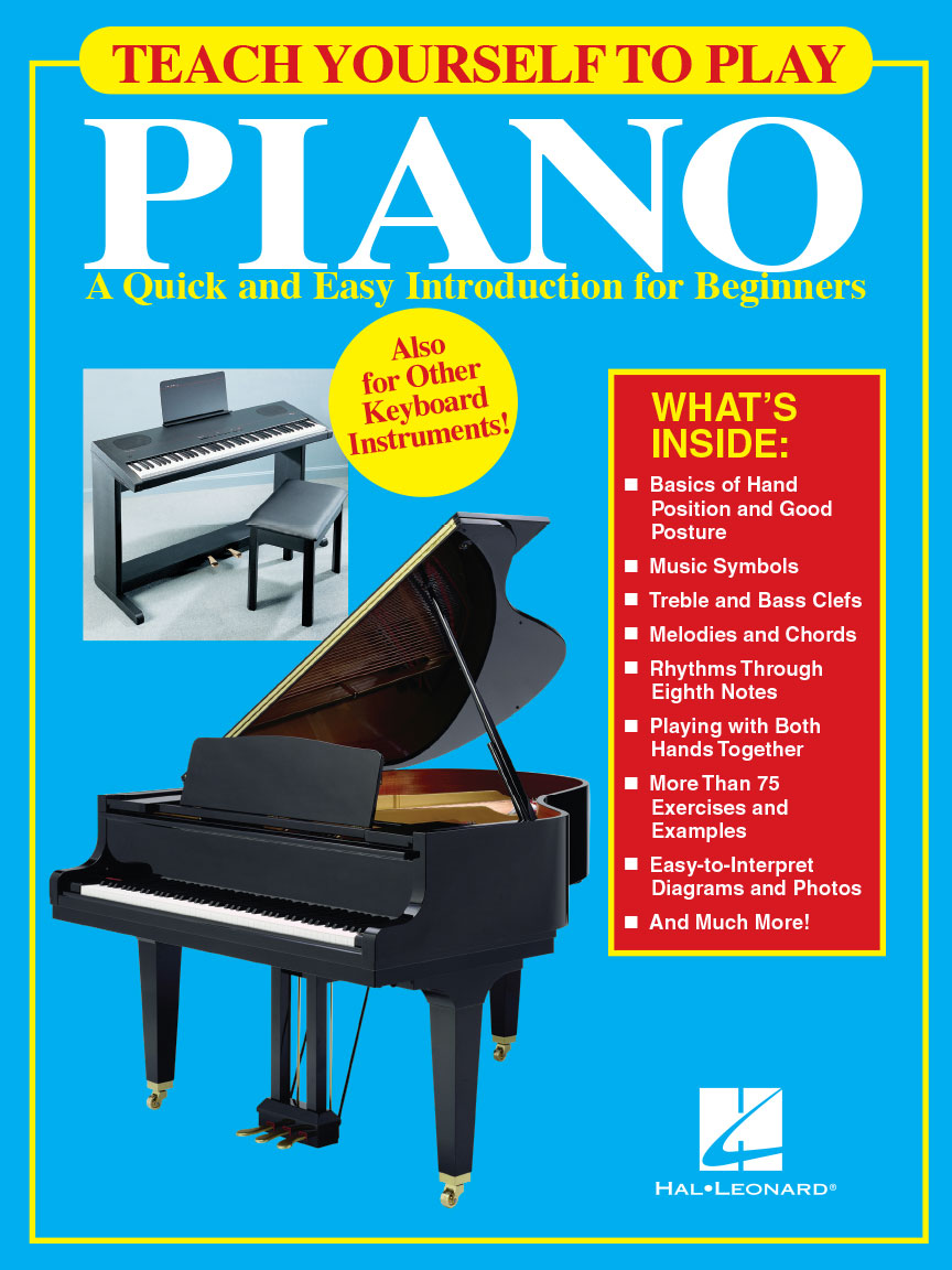 Product Cover for Teach Yourself to Play Piano