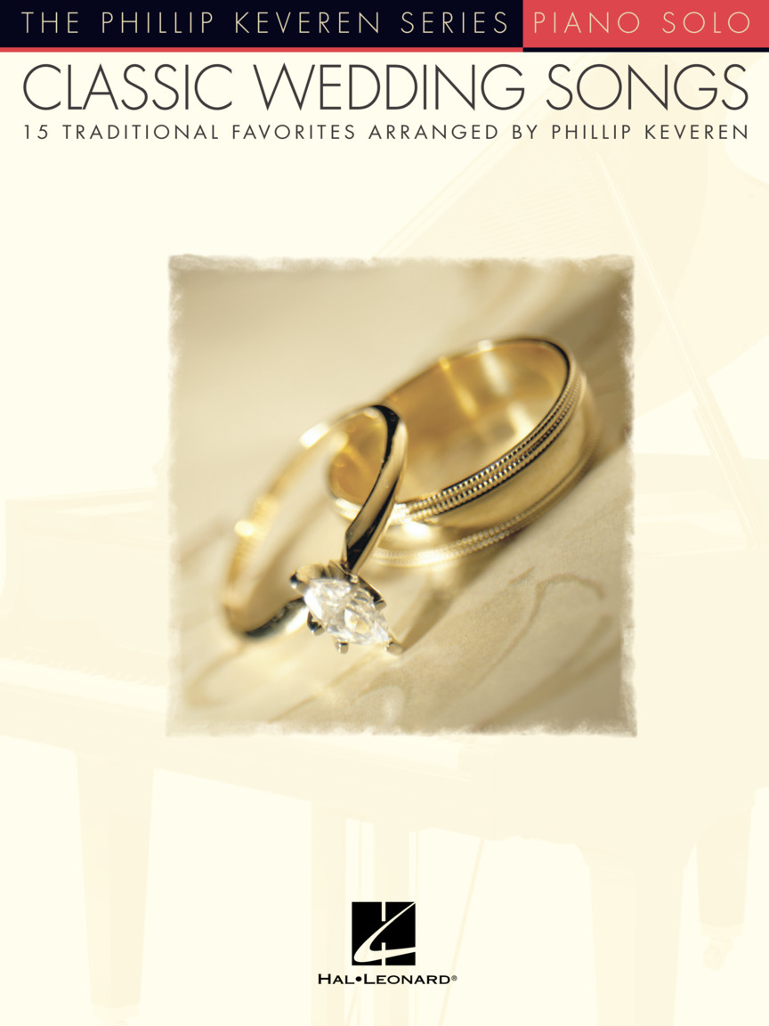 Product Cover for Classic Wedding Songs