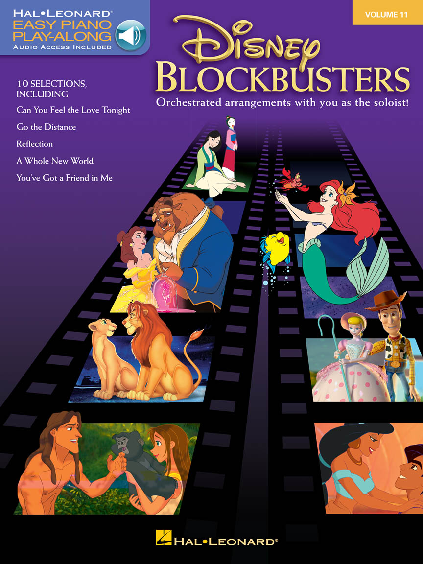Product Cover for Disney Blockbusters