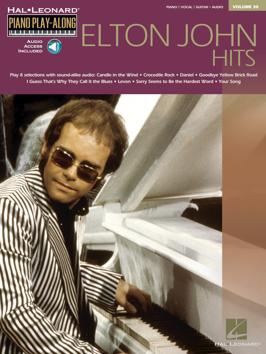 Product Cover for Elton John Hits