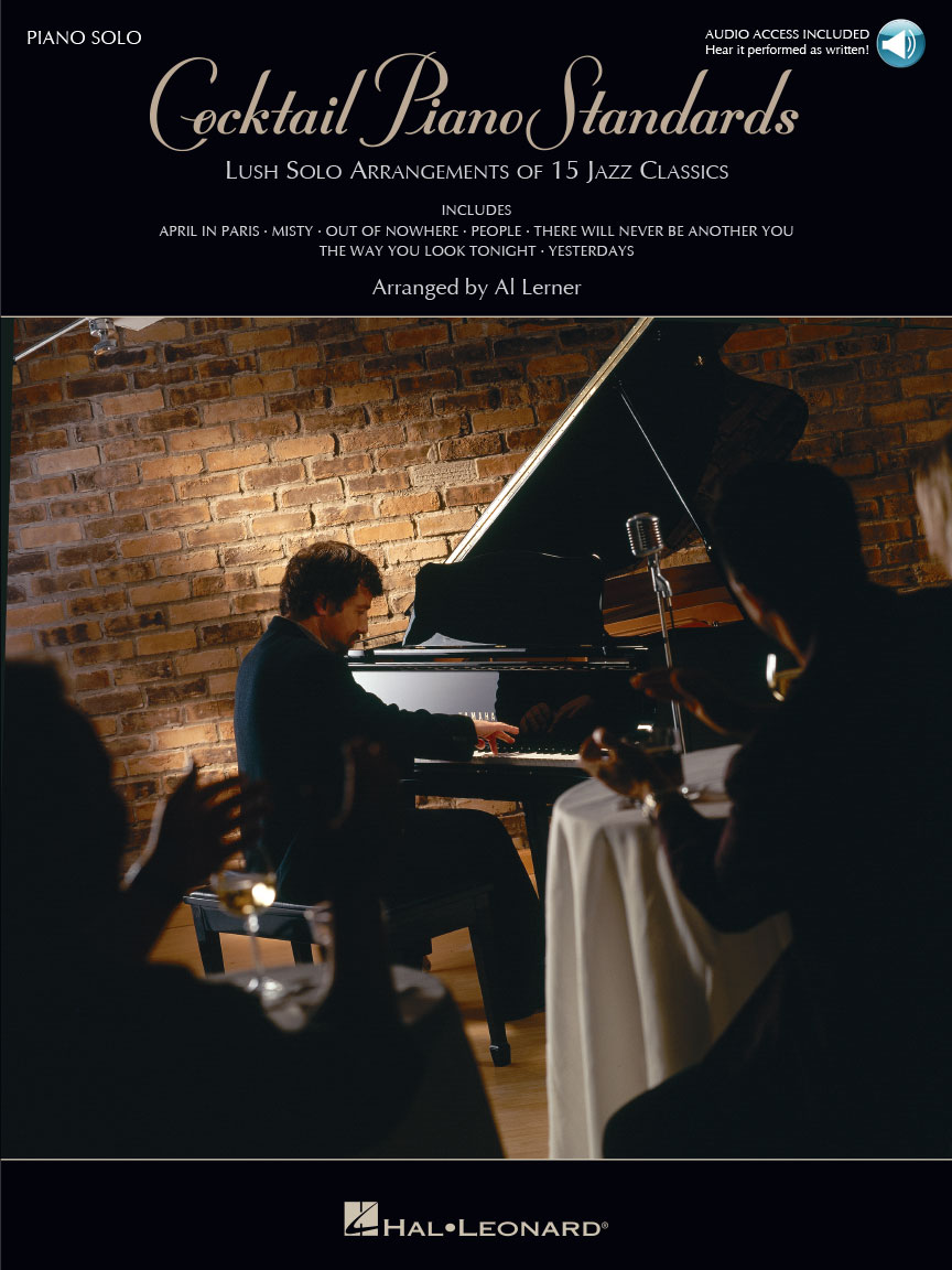 Product Cover for Cocktail Piano Standards