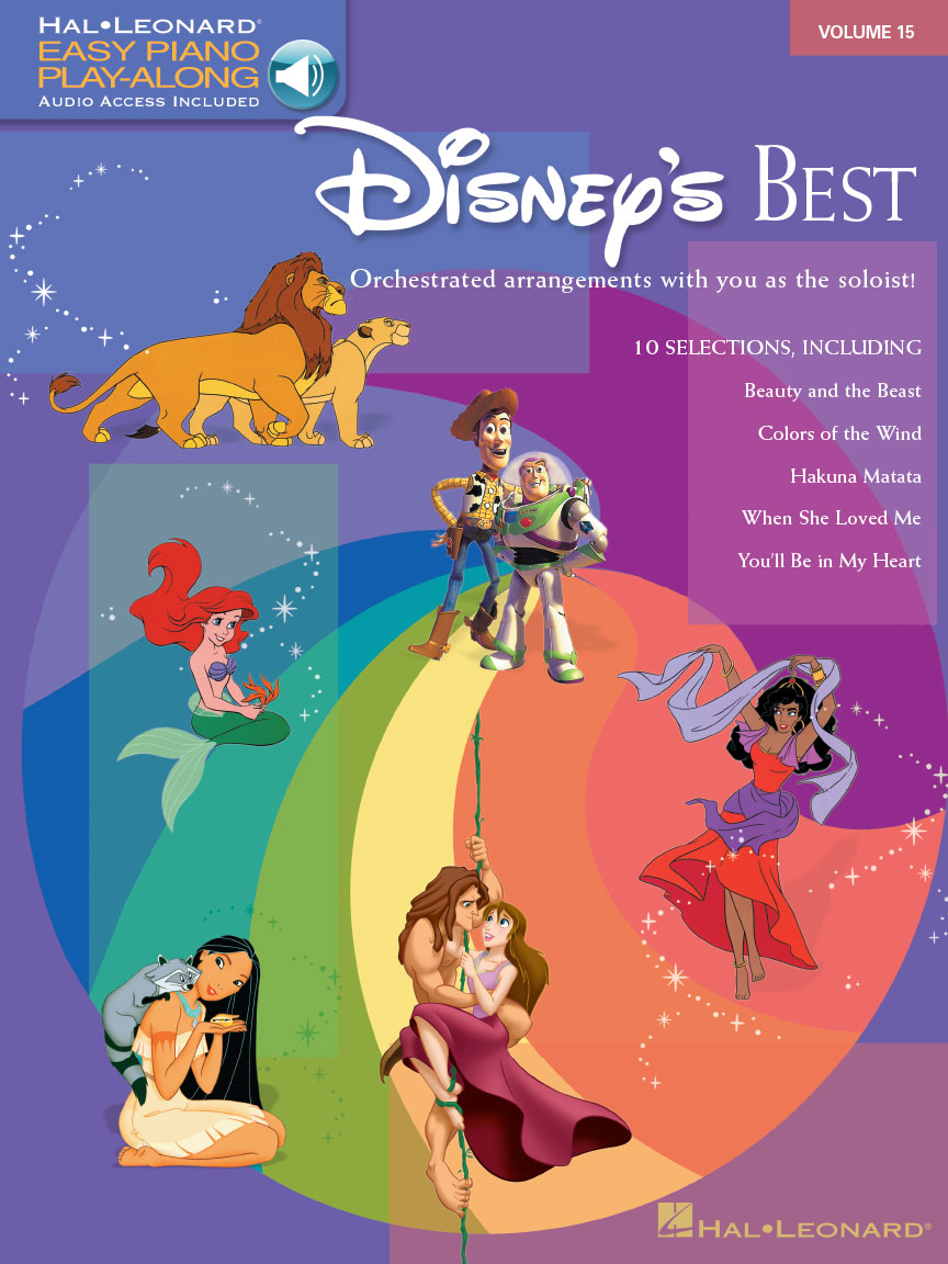 Product Cover for Disney's Best