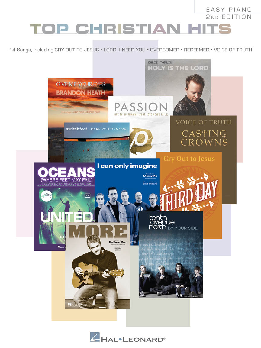 Product Cover for Top Christian Hits – 2nd Edition
