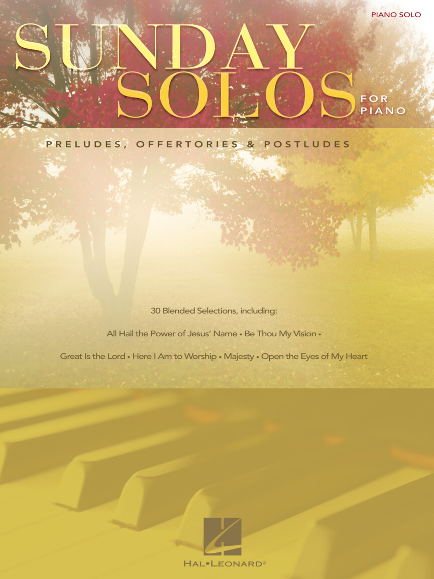 Product Cover for Sunday Solos for Piano