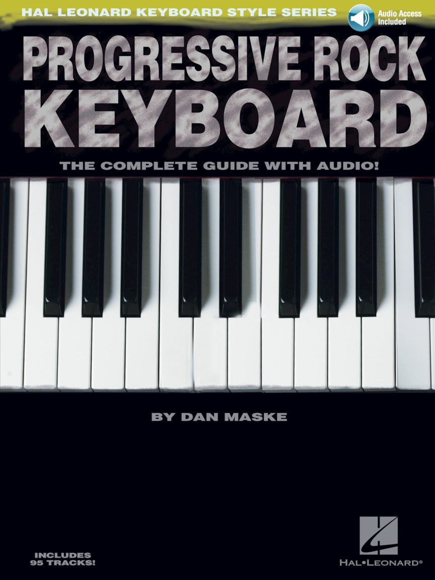 Product Cover for Progressive Rock Keyboard