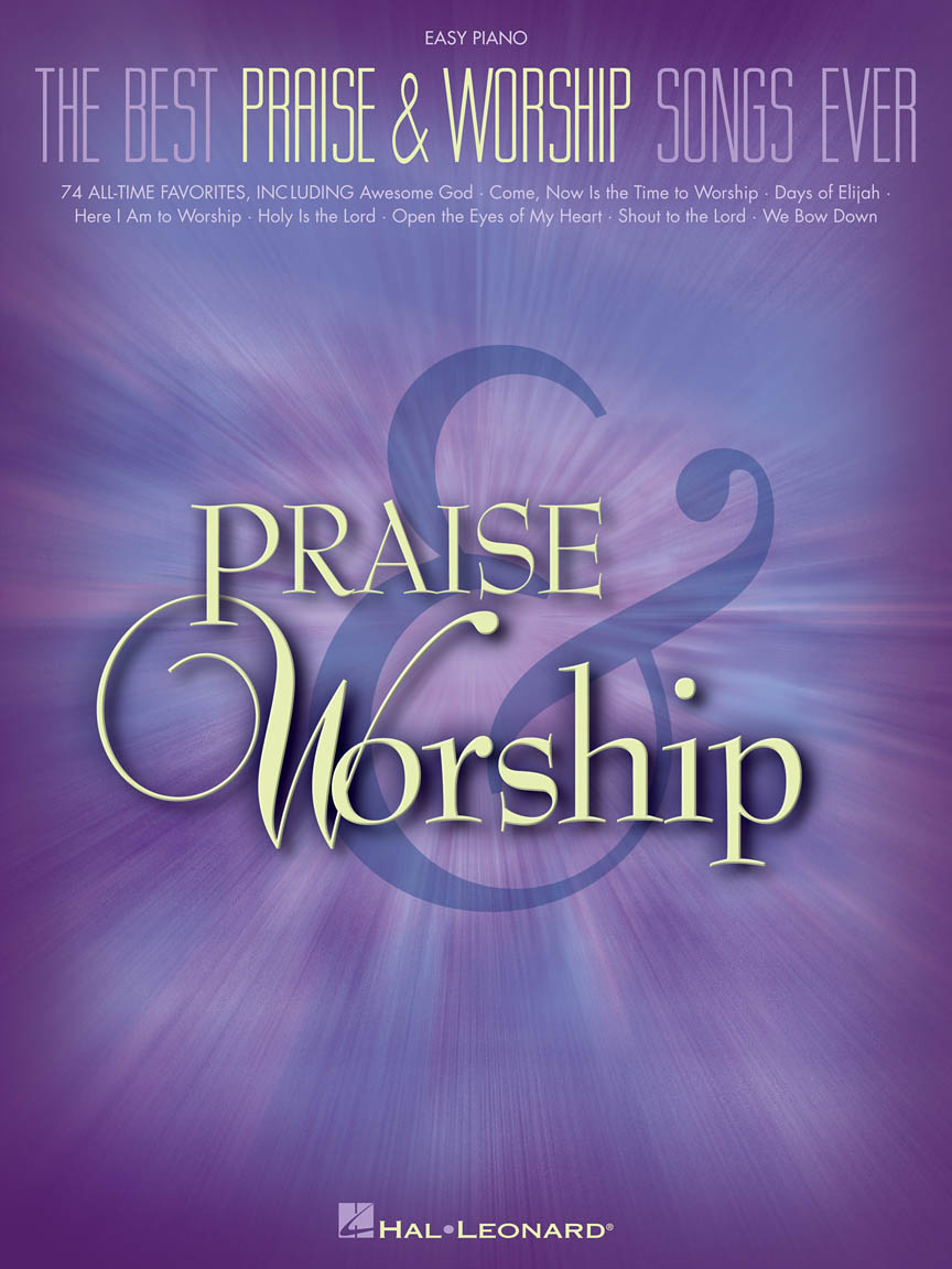 Product Cover for The Best Praise & Worship Songs Ever