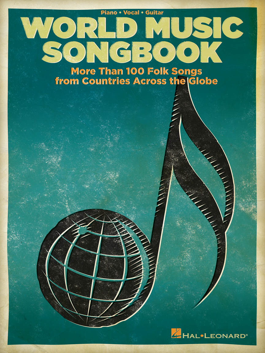 Product Cover for World Music Songbook