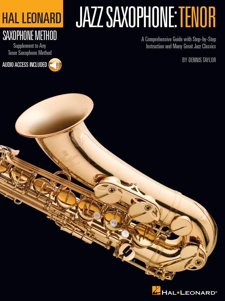 Hal Leonard Tenor Saxophone Method