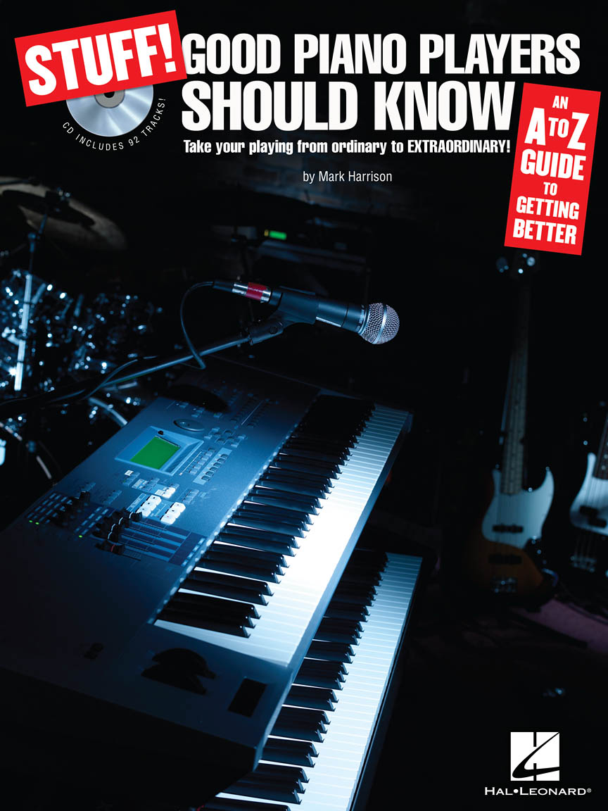Product Cover for Stuff! Good Piano Players Should Know