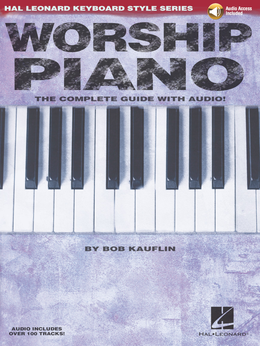 Product Cover for Worship Piano