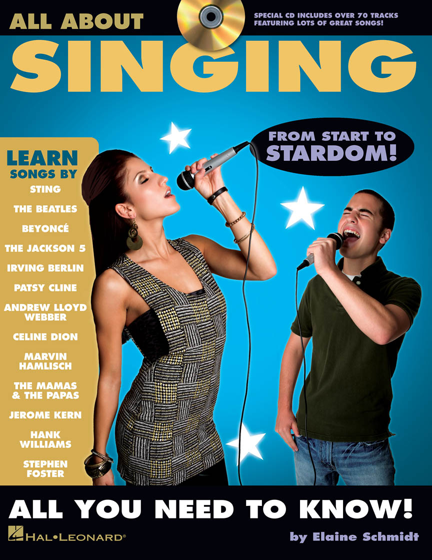 Product Cover for All About Singing