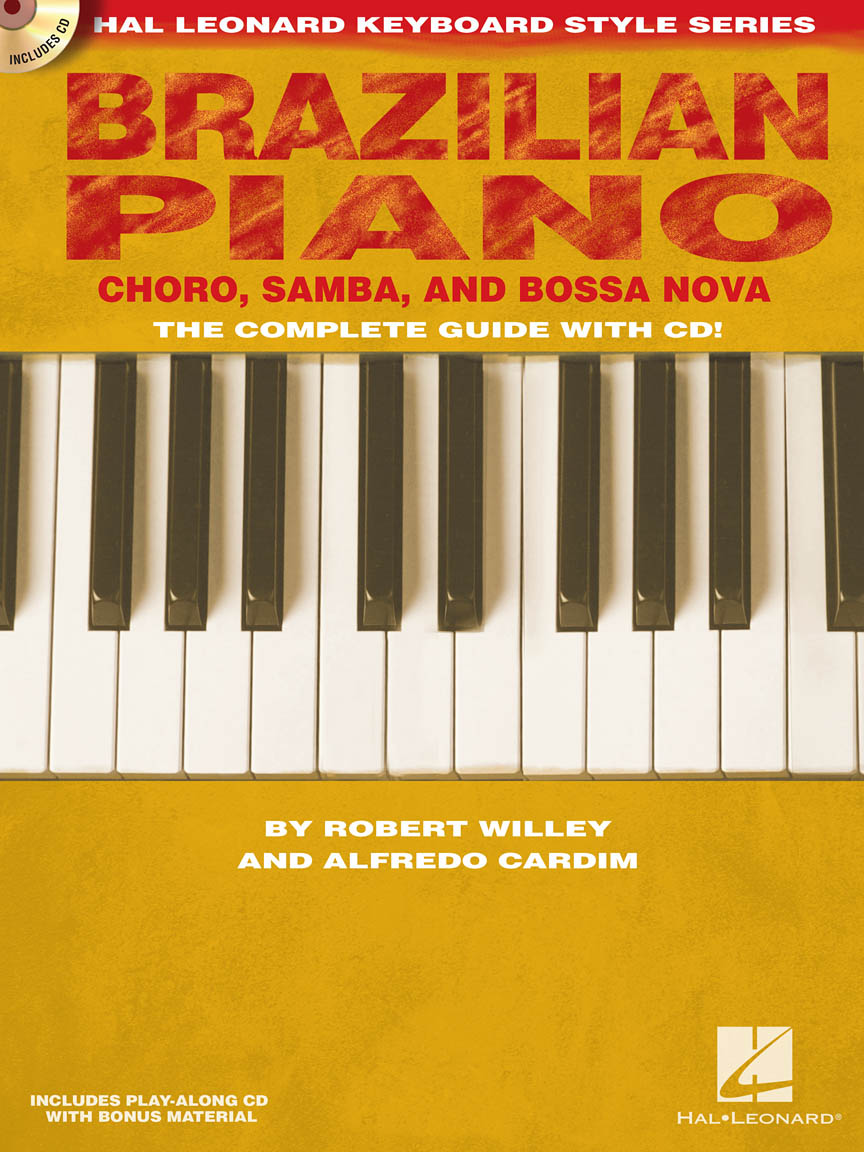 Product Cover for Brazilian Piano – Chôro, Samba, and Bossa Nova