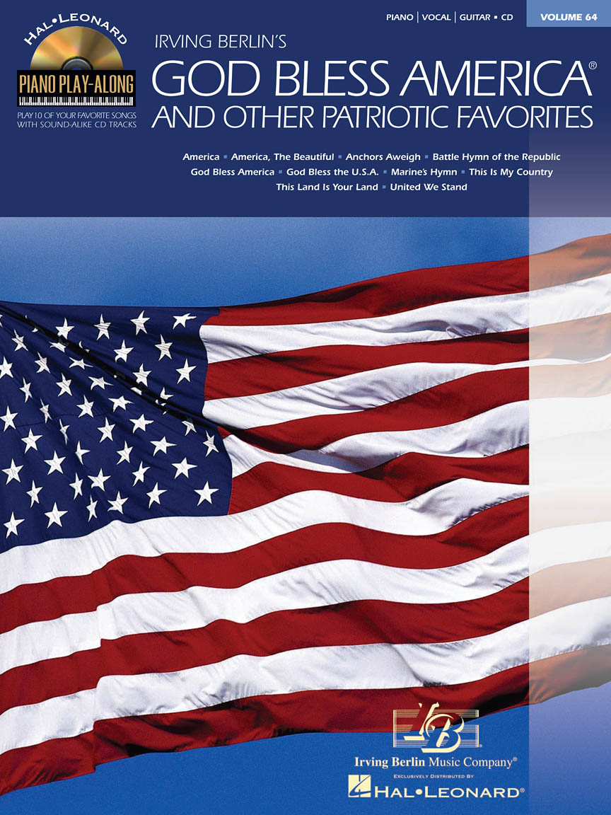 Product Cover for God Bless America and Other Patriotic Favorites