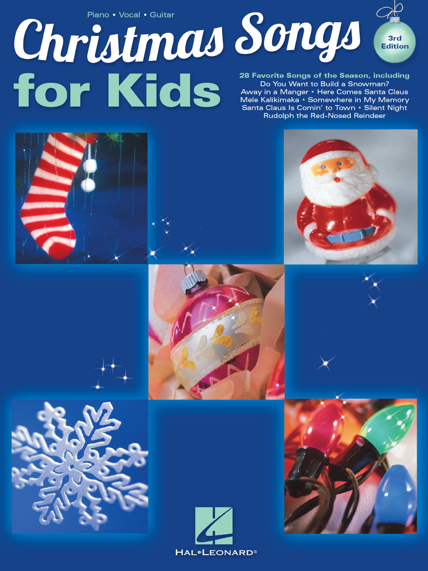 Product Cover for Christmas Songs for Kids – 3rd Edition