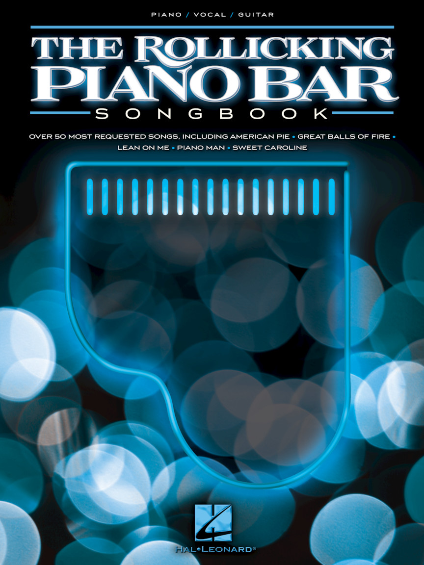 Product Cover for The Rollicking Piano Bar Songbook