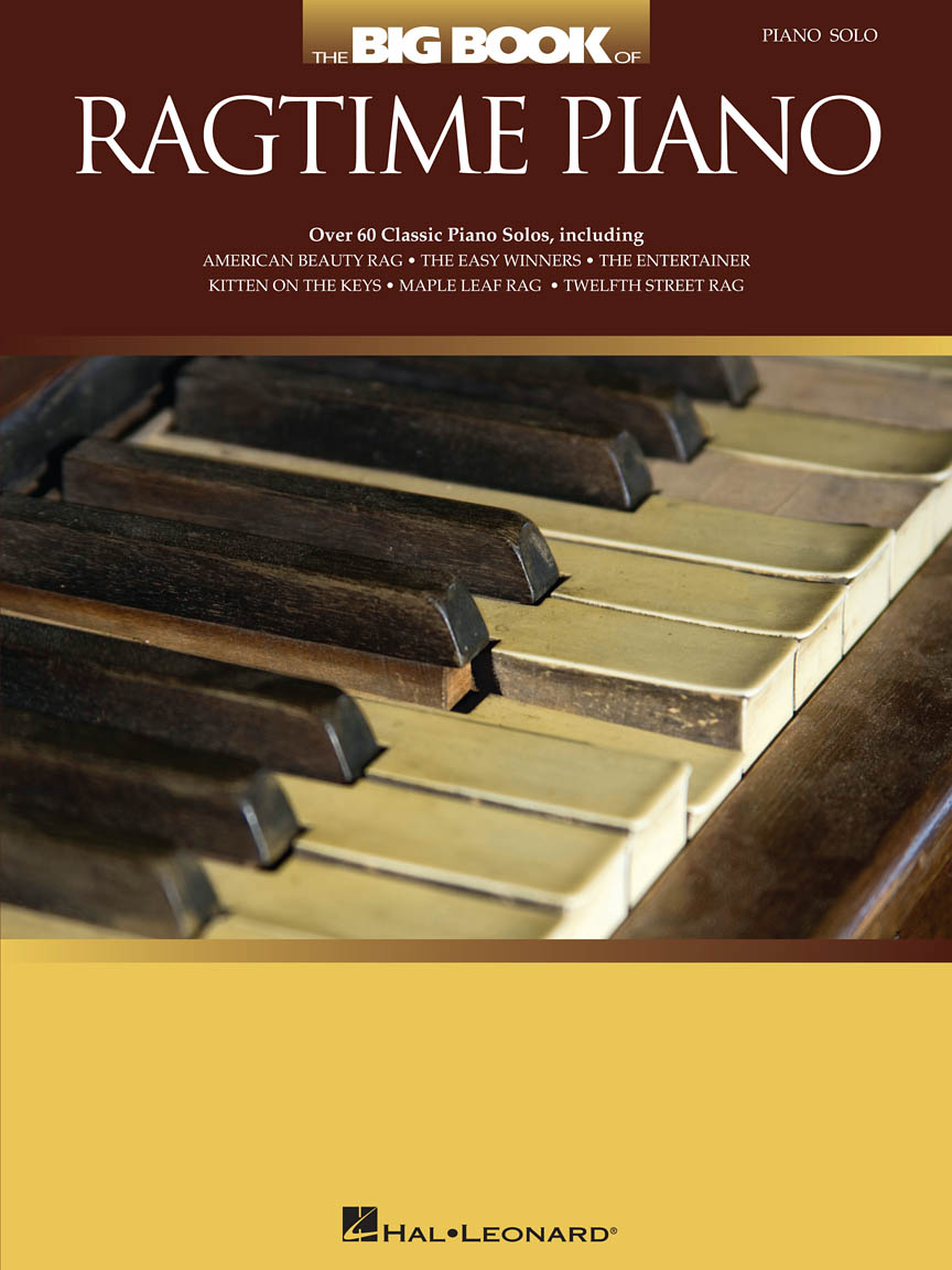 Product Cover for The Big Book of Ragtime Piano