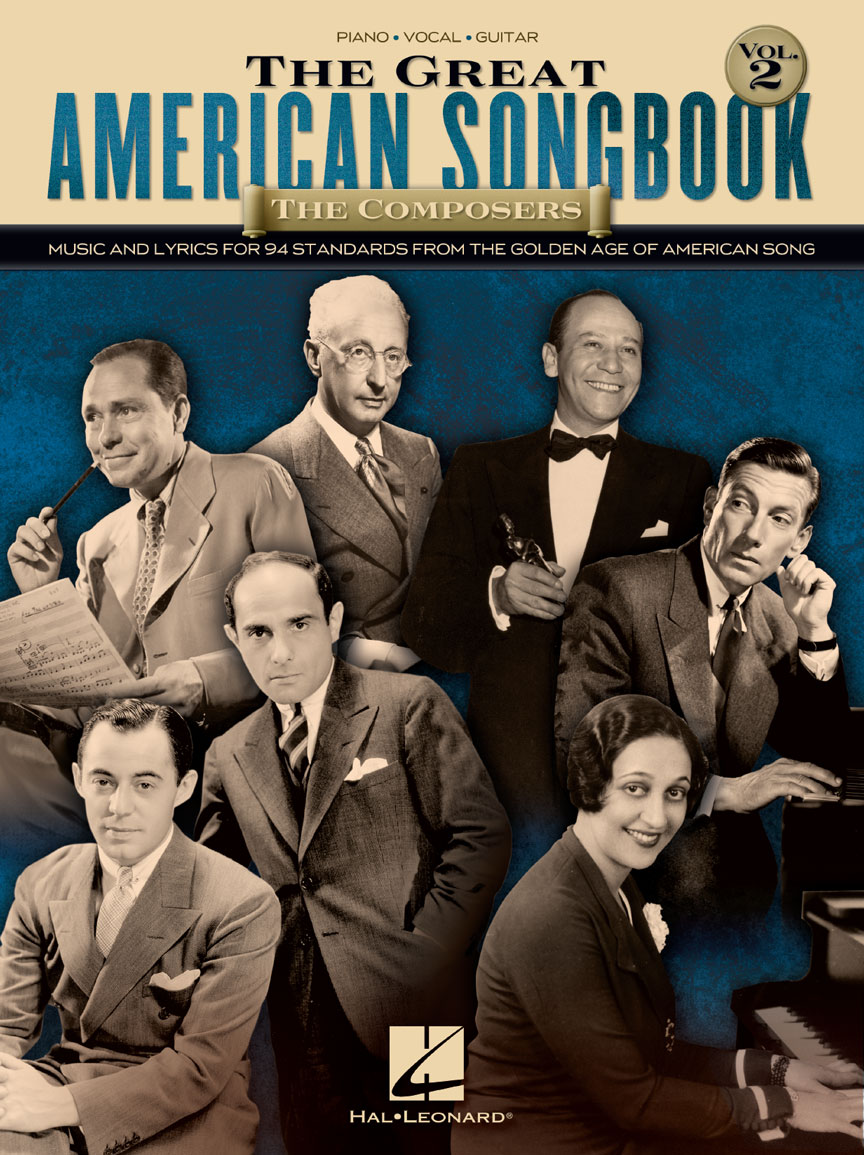 The Great American Songbook – The Composers: Volume 2