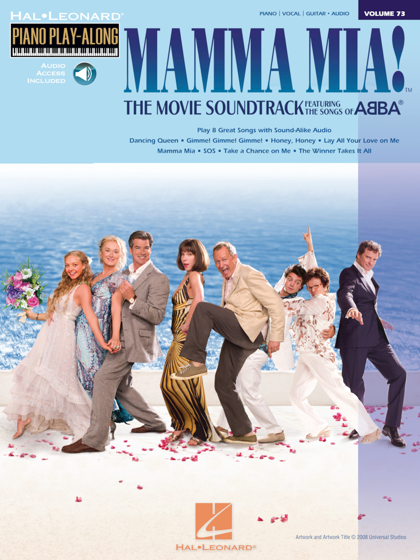 Product Cover for Mamma Mia! – The Movie