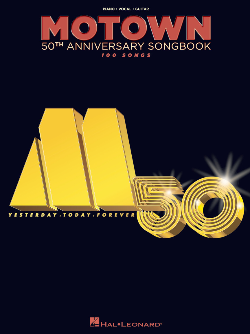 Product Cover for Motown 50th Anniversary Songbook